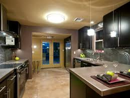 Stainless Steel Countertops Kitchen Stainless Steel Countertops Black Cabinets Tray Ceiling