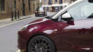 vauxhall purple bbc autos purple reign fiat 500 v vauxhall adam