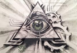 all seeing eye 05 by stelf 2014 on deviantart