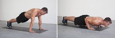 5 exercises for a bigger chest no equipment