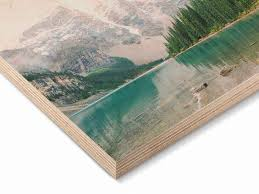 whitewall is now offering direct photo prints on wood