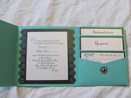 Wedding Invitation Card Diy Tiffany Inspired Wedding Invitations Part 1 The Budget Savvy Bride