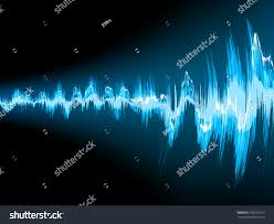 sound wave abstract background eps 10 stock vector 158207213