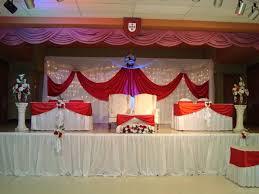 Church Backdrops Weddings U0026 Events Decoration Service Calgary Backdrop Reception