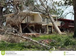 Katrina Cottage Hurricane Katrina Royalty Free Stock Images Image 916589