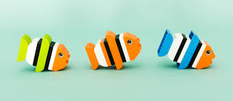 how to build an exotic fish articles family lego com