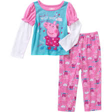 peppa pig 4 piece toddler bedding set walmart com