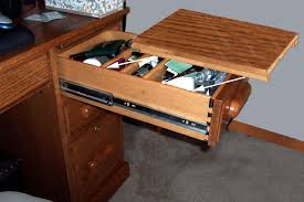 under desk pull out drawer howdy ya dewit pullout desk shelves you can make