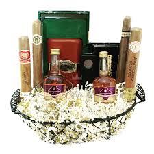 cigar gift basket cigar gift basket chagne gift baskets