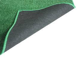 Outdoor Rug Runner by Amazon Com 2 5 U0027 X 12 U0027 Runner Green Artificial Grass Turf Carpet