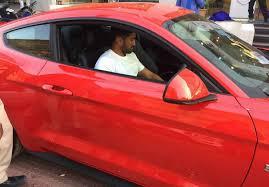 mustang car names centurion cricketer karun nair is india s