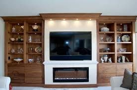 Wall Furniture For Living Room Wall Units Custom Designed By Schrappers Cabinetry Design