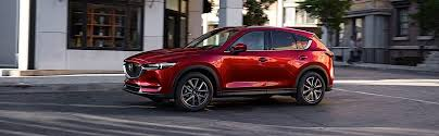 mazda motor europe five lightest all wheel drive suvs available in europe in 2017