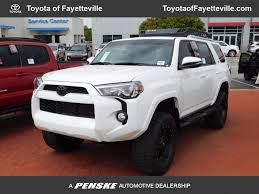 new toyota 2017 new toyota 4runner sr5 premium 4wd at toyota of fayetteville