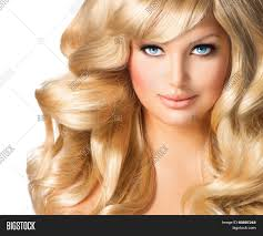 how to make hair white beauty woman portrait image photo bigstock