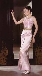 181 best ช ดไทย images on pinterest thai dress thai style and