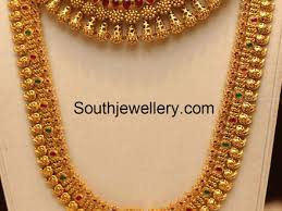 gold haram sets pattern gold haram sets jewellery designs gold necklace