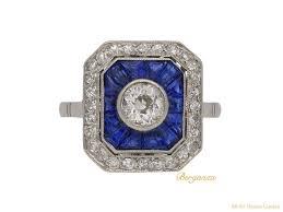 178 best antique u0026 vintage sapphire rings images on pinterest
