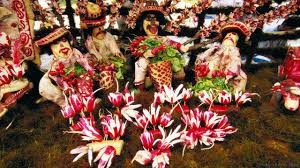 mexico city halloween bbc travel mexico u0027s whimsical night of the radishes