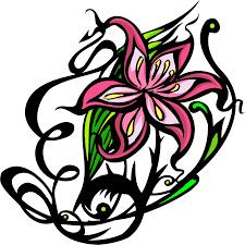 Decorative Flowers by Clipart Decorative Flowers 2
