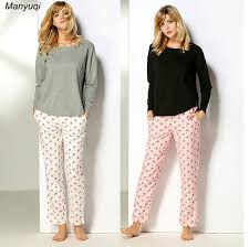 2017 cotton s pajamas solid terry tops floral