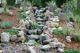 Aquascape Pondless Waterfall Kit Pondless Waterfall Installation In Plymouth Mn By Creative Ponds
