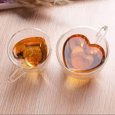 heart shaped mugs aliexpress buy wall coffee mugs transparent heart