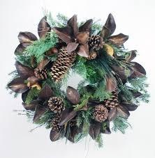 magnolia leaf wreath leaf wreath 30