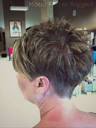 interior layers haircut tight perimeter scissor over comb undercut disconnected