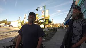 homeless in yucaipa talk life on the streets cop harassment and