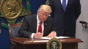 Trump Presidential Makeover by Trump Signs Order Suspending Admission Of Syrian Refugees Nbc News