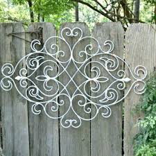 decorative outdoor metal wall art thumbnails of full image for