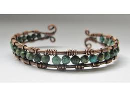wrap cuff bracelet images One day jewelry workshop wire wrap cuff bracelet hoboken nj patch jpg