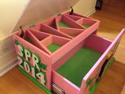 aka pink and green custom chest www facebook com woodsworkcustoms