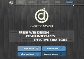 modern web design 50 modern single page websites for inspiration