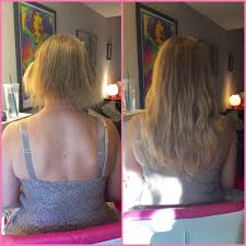 Los Angeles Hair Extensions by The Beautiful Deb With Gorgeous Straight European Remy Extensions