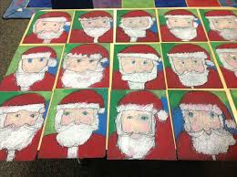 christmas art ideas for preschoolers ne wall