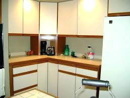 Painted Laminate Kitchen Cabinets Can You Paint Laminate Kitchen Cabinets Cfresearch Co