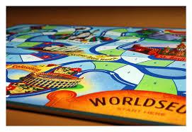 worldseum board game on behance