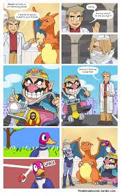 Professor Oak Meme - professor oak in smash bros super smash brothers know your meme