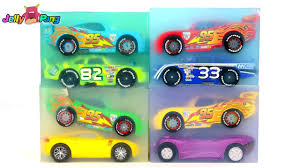 learning color special disney pixar cars lightning mcqueen city