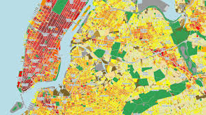 Cypress Zip Code Map by A Mind Blowing Map Of Energy Consumption In Every Single Nyc