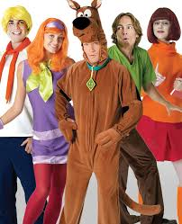 Halloween Scooby Doo Costumes 10 Easy Group Costume Ideas Friends Scooby Doo