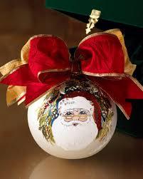 sarabella creations santa ornament