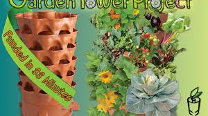 the new garden tower powering a fresh food revolution by garden