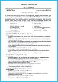 Sample Resume For Auto Mechanic by Writing A Concise Auto Technician Resume