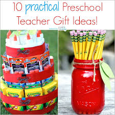 gifts for a preschool