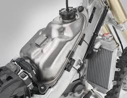 motocross bike weight honda releases new motocross bike with titanium engine and