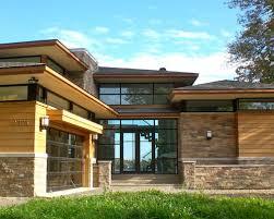 modern stone exterior houzz