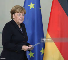 Seeking Orlando Honduran President Hernandez Meets With Angela Merkel Photos And